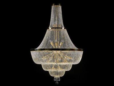 Фото большие хрустальные люстры, купить с доставкой на skylight.com.ua