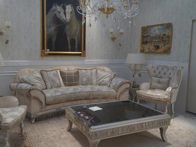 Фото люстры в зал, купить с доставкой на skylight.com.ua