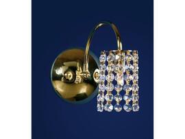 Фото хрустальное бра Wunderlicht Crystal Starts WL13133-1KG, купить с доставкой на skylight.com.ua