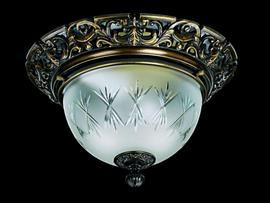 Фото люстра хрустальная ArtGlass Lea I, купить с доставкой на skylight.com.ua