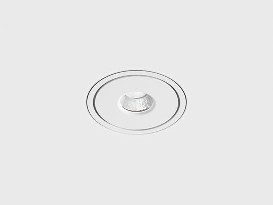 Фото точечный врезной светильник LTX UNI TRIMLESS белый (01.1800.15.830.WH), купить с доставкой на skylight.com.ua