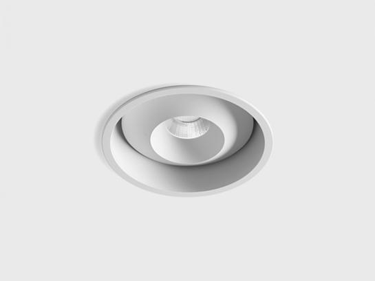 Фото точечный врезной светильник LTX UNI белый (01.1910.15.830.WH), купить с доставкой на skylight.com.ua