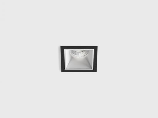 Фото точечный врезной светильник LTX CELL черный (01.2010.10.830.BK), купить с доставкой на skylight.com.ua