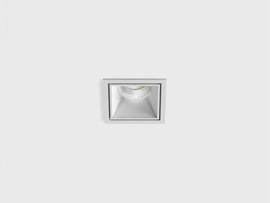 Фото точечный врезной светильник LTX CELL белый (01.2010.10.830.WH), купить с доставкой на skylight.com.ua