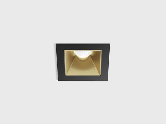 Фото точечный врезной светильник LTX NANO S черный (01.3911.8.930.BK + 01.A391.BR), купить с доставкой на skylight.com.ua