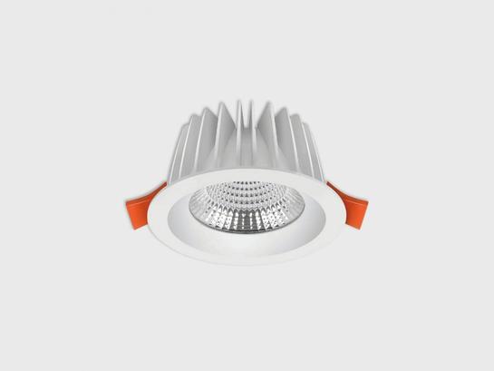 Фото точечный врезной светильник LTX PRO IN белый (01.7705.33.840.WH), купить с доставкой на skylight.com.ua