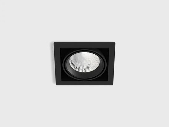 Фото точечный врезной светильник LTX PRO IN черный (01.7721.26.840.BK), купить с доставкой на skylight.com.ua