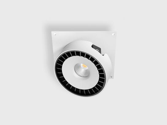 Фото точечный светильник LTX EYE SS белый (02.6130.12.830.WH), купить с доставкой на skylight.com.ua