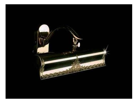 Фото подсветка для картин ArtGlass NOEMI II brass antique, купить с доставкой на skylight.com.ua