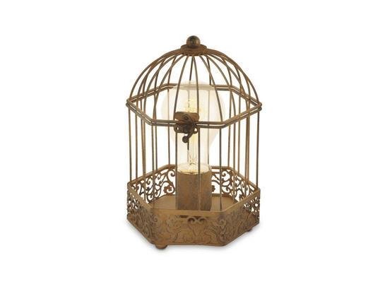 Фото настольная лампа Eglo Harling 49287, купить с доставкой на skylight.com.ua