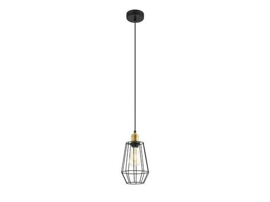 Фото подвесной светильник Eglo Denham 49791, купить с доставкой на skylight.com.ua