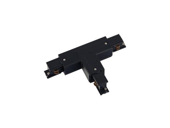 Фото соединитель Nowodvorski CTLS Power T connector left 2 Black (T-L2) 8237, купить с доставкой на skylight.com.ua