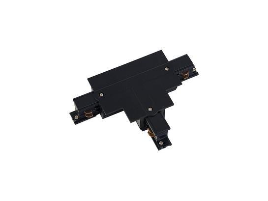 Фото  соединитель Nowodvorski CTLS Recessed Power T connector right 1 (T-R1) Black 8246  , купить с доставкой на skylight.com.ua