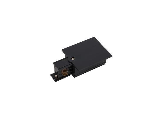 Фото  соединитель Nowodvorski CTLS Recessed Power end cap right ( PE-R ) Black 8690  , купить с доставкой на skylight.com.ua
