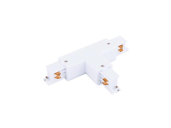 Фото  соединитель Nowodvorski CTLS Power T connector right 2 Black ( T-R2) 8704  , купить с доставкой на skylight.com.ua