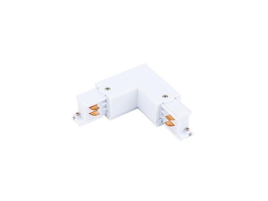Фото соединитель Nowodvorski CTLS Power L connector left White (L-L) 8705, купить с доставкой на skylight.com.ua