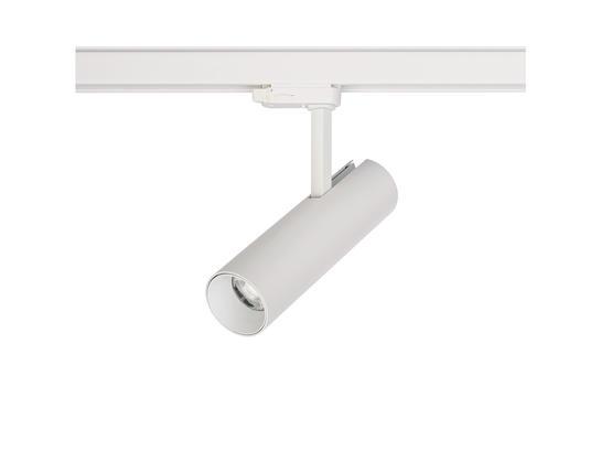 Фото трековый светильник Nowodvorski CTLS Milo LED White 15W, 3000K/4000K 8766/8765, купить с доставкой на skylight.com.ua