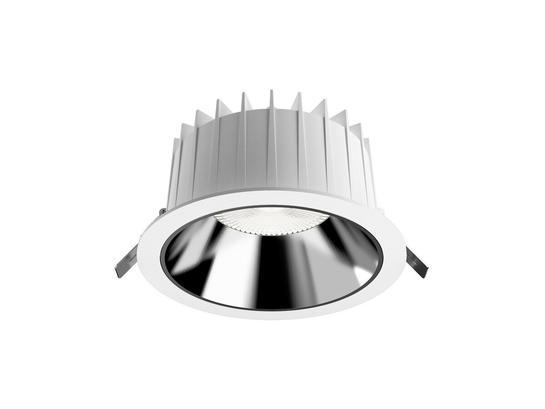 Фото точечный светильник Nowodvorski CL Kea LED 40W, 3000K/4000K White 8768/8767, купить с доставкой на skylight.com.ua