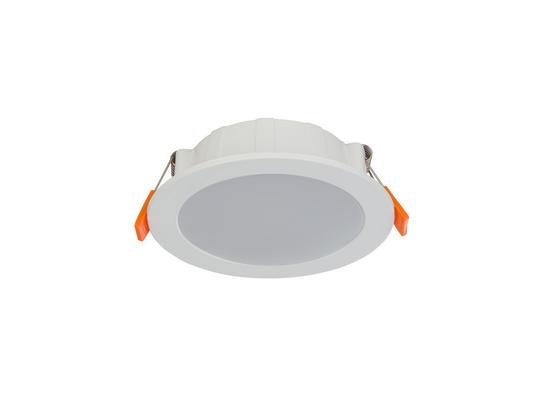 Фото точечный светильник Nowodvorski CL KOS LED 8W, 3000K/4000K White 8782, купить с доставкой на skylight.com.ua