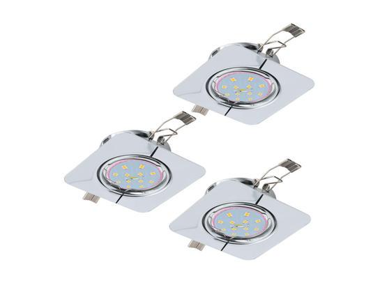 Фото точечные светильники Eglo Peneto 94267 набор из 3шт, купить с доставкой на skylight.com.ua