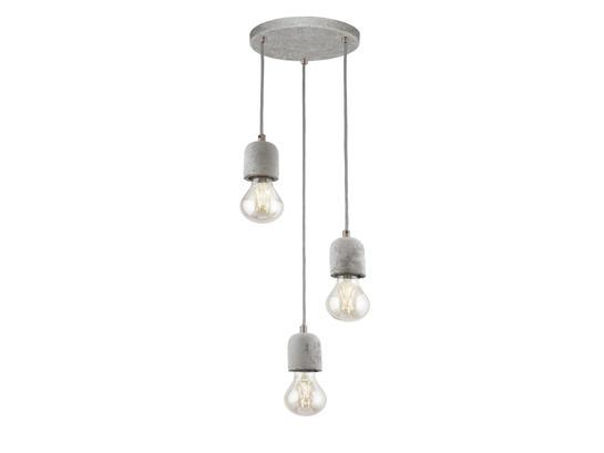 Фото подвесной светильник Eglo Silvares 95523, купить с доставкой на skylight.com.ua