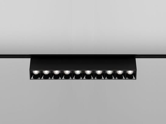 Фото трековый поворотный светильник LiGHT HUB FLEX-DOT LH-FLEX-DOT-BK, купить с доставкой на skylight.com.ua