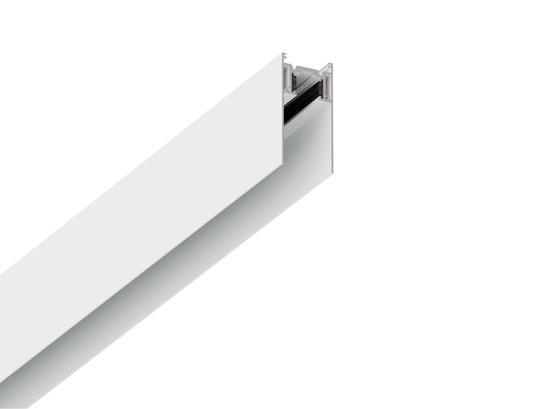 Фото магнитный трек для накладного/подвесного монтажа LH-35/S 2м белый LiGHT HUB LH-TRACK-35/S, купить с доставкой на skylight.com.ua