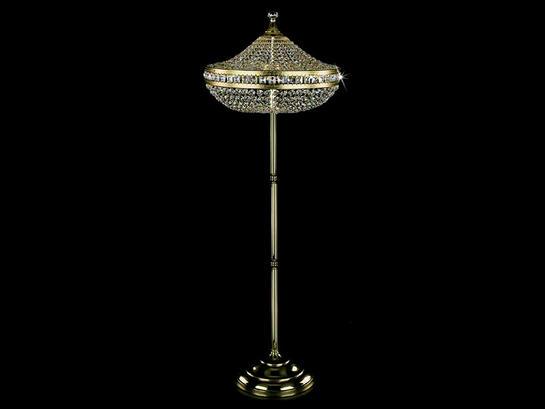 Фото торшер хрустальный ArtGlass Lily, купить с доставкой на skylight.com.ua