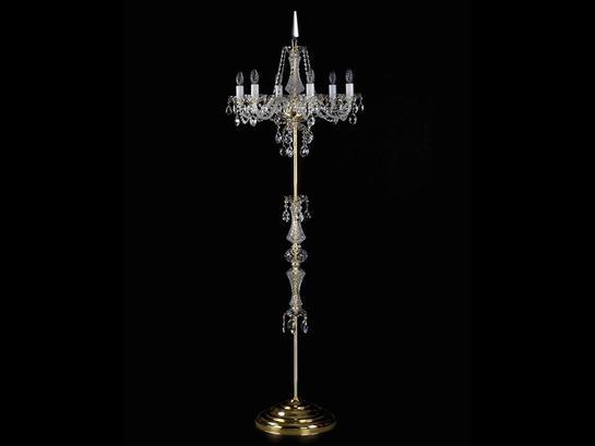 Фото торшер хрустальный ArtGlass Candy, купить с доставкой на skylight.com.ua